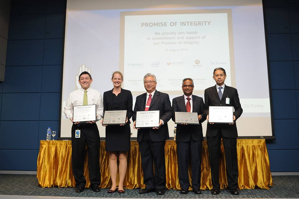 PROMISE OF INTEGRITY NEWSLETTER VOL 2 – MAY 26, 2017